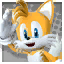 Sonic Colors (Tails profile icon)