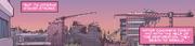 Sunset City Destroyed