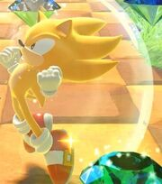 Super Sonic (Sonic Forces)