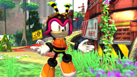 Charmy in Generations