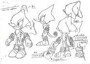 Espio Sonic X
