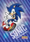 GEE wallscroll Sonic