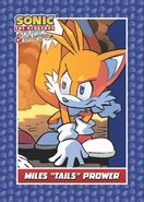 IDWTradingCards - Tails