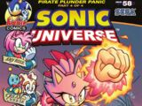Archie Sonic Universe Issue 58