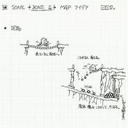 Sonic 1 sketch 9