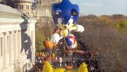 Sonic Balloon 1