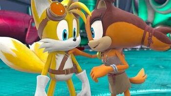 Sonic Boom Shattered Crystal - Behind the Scenes Video