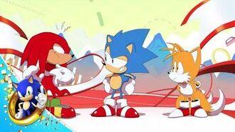 Sonic Mania - Opening Animation-0