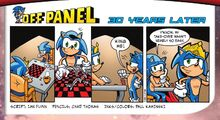 Sonic Universe Issue 7 Off Panel 1