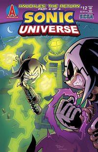 Sonic Universe Numero 12
