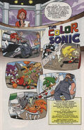 Sonic X issue 25 page 1