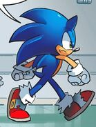 Sonic is Angry