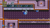 Thundershield Sonic Mania