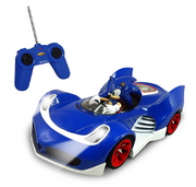 Transformed Sonic RC