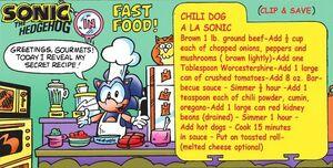Archie - chili dog a la Sonic