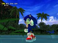 Chaos 4 DC Sonic 9