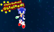 Chaos Emerald Sonic Lost World 3DS