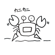 Crabmeat sketch