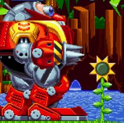 Death Egg Robot Sonic Mania