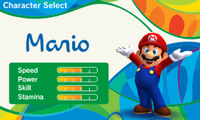 Mario Sonic Rio 3DS Stats 21