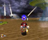 SA Gamma vs Sonic DX 4