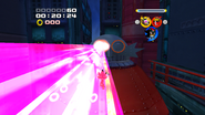 SH Final Fortress Giant Pink Laser