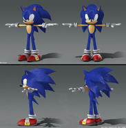 Sonic 2006 koncept