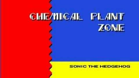 Sonic 2 Music Chemical Plant Zone