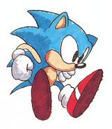 Sonic 91 art 22