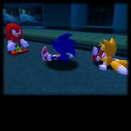 Sonic Adventure Credits (Knuckles 04)