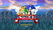 Sonic EP 2 title