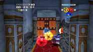Sonic Heroes Mystic Mansion Super Hard 2