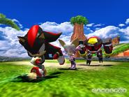 Sonic Heroes screen 4