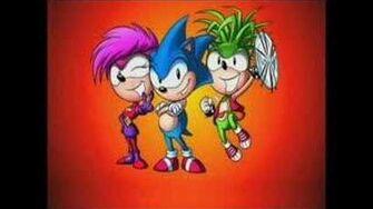 """Sonic Underground """"Found My Home"""" Music Request"""