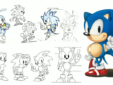 Sonic the Hedgehog/Galeria