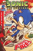 Archie Sonic the Hedgehog Issue 272
