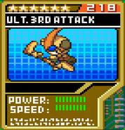 Ult 3rd attack