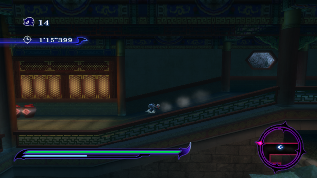 File:Dragon Road - Night - The Floating Shrine - Screenshot 3.png