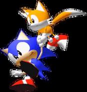 Jam Sonic Tails 3
