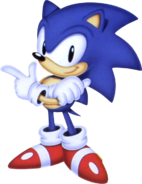 Mania Sonic promotional