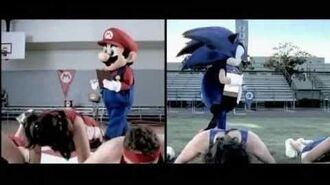 Mario & Sonic at the Olympic Games Commercial 1