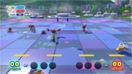 Mario & Sonic at the Rio 2016 Olympic Games - Team Wario VS Team Silver Duel Rugby Sevens