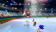 Mario Sonic Olympic Winter Games Gameplay 370