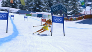 Mario Sonic Olympic Winter Games Opening 30