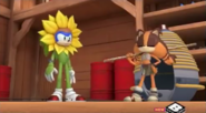 S2E47 Sunflower Sonic and Sticks