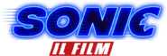 SonicMovie ItalianLogo