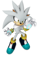 Sonic Channel 3DSilver
