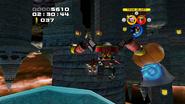 Sonic Heroes Hang Castle Team Dark 15