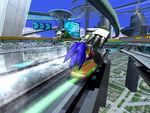 Sonic Riders - Sonic - Level 3