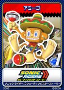 Sonic Riders Zero Gravity - 03 Amigo